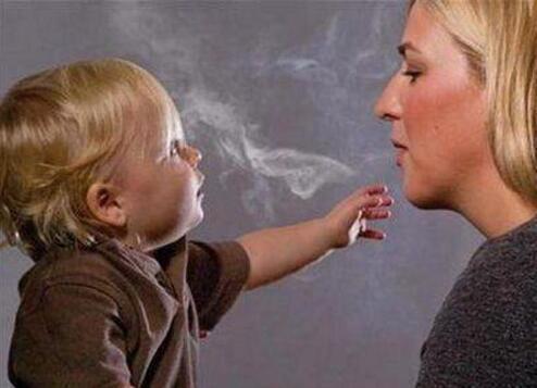 三手烟对婴儿的危害家有宝宝还是戒烟吧!
