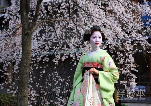 樱花的花语是什么象征图片
