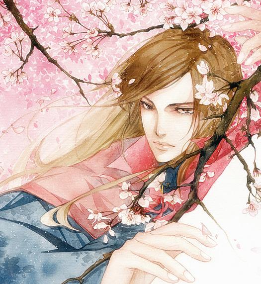樱花的花语和传说图片