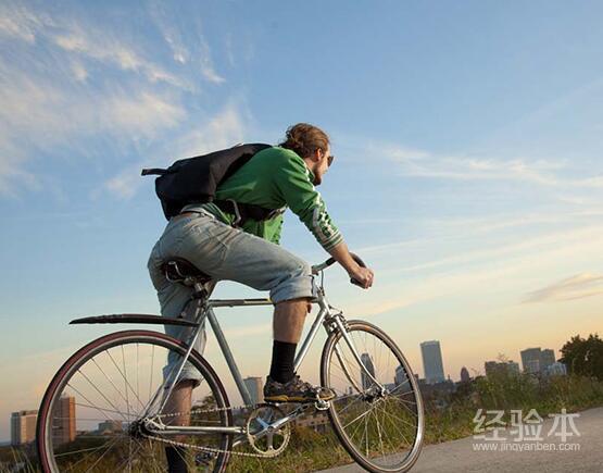 每天骑自行车减肥的正确方法