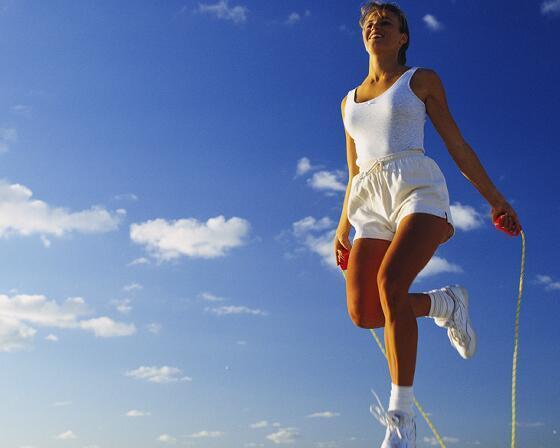 每天跳绳1000个一个月能瘦吗