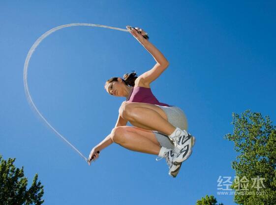 每天跳绳1000个一个月能瘦哪里