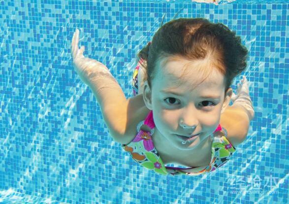 為什么小孩4-8歲游泳合適