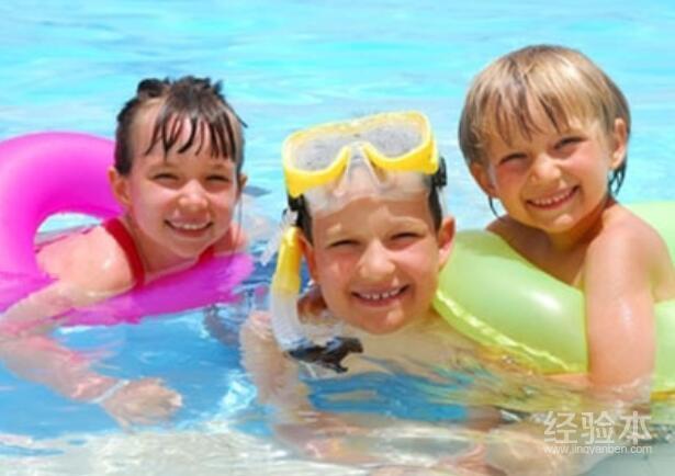 小孩游泳有什么好處