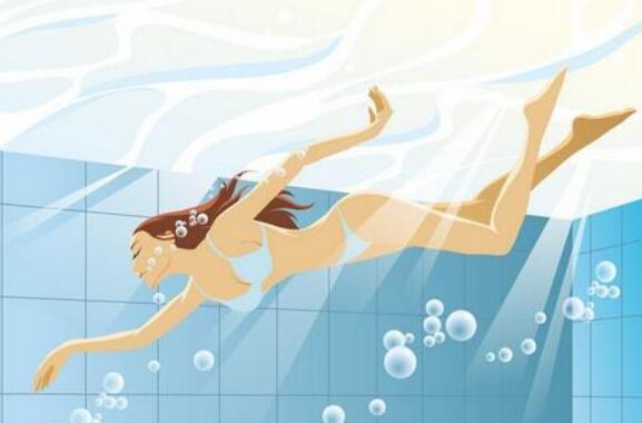 游泳為什么能減肥
