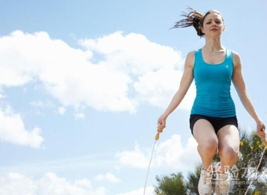 每天跳绳减肥多久才能见效