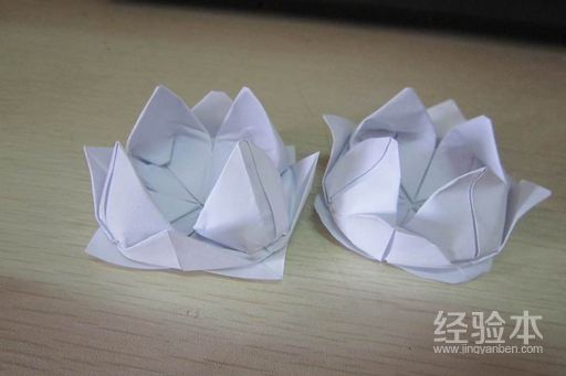 河燈怎么做 折紙荷花燈簡單圖解,一看就會!