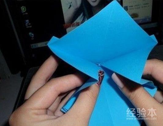 怎么用纸折蝴蝶结 公主们最爱的蝴蝶结简单折法图解