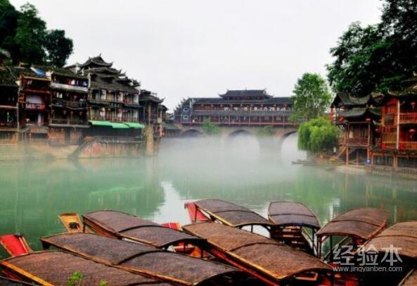 赣州到凤凰古城多远图片