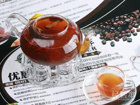 蒲公英根茶可以长期喝吗图片