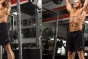 五个动作练臂膀肌肉  让你变成穿衣有型脱衣有肉的型男