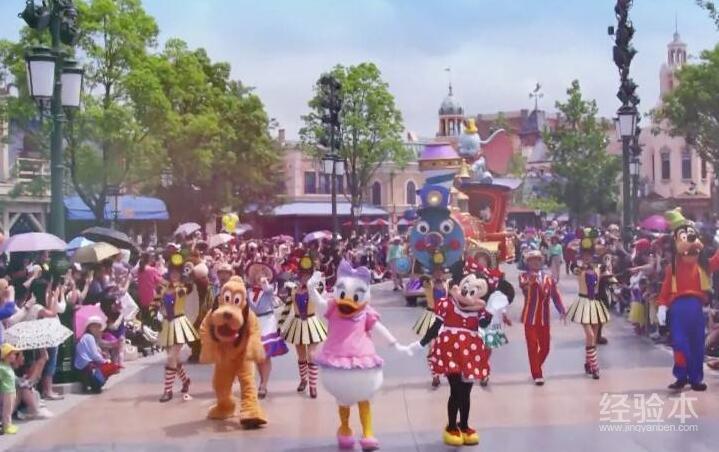 国庆去上海迪士尼门票价格