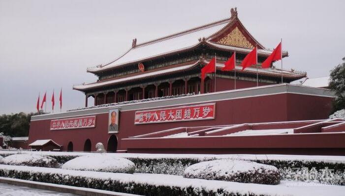 冬天去北京好玩嗎