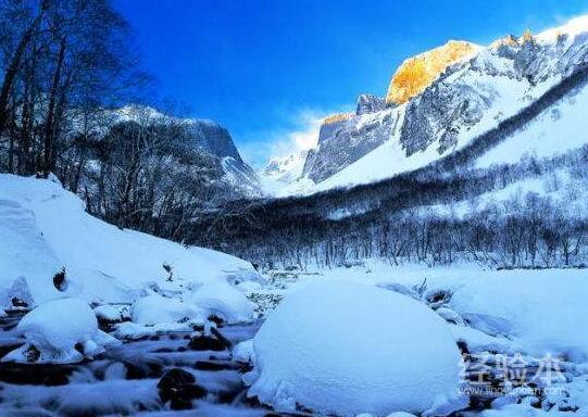 长白山11月有雪吗
