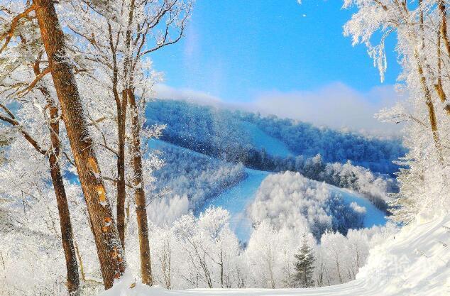 冬天去长白山有什么好玩的
