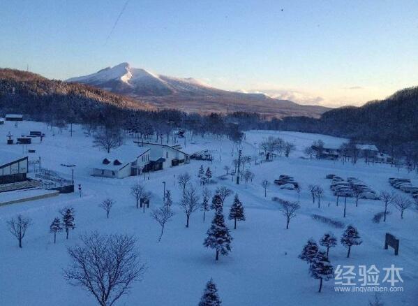 冬天去北海道穿什么
