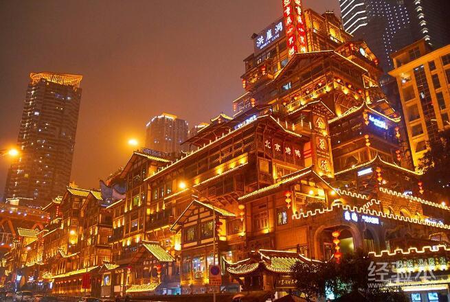 冬天重庆去哪里好玩