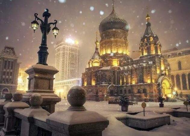 冬天去哈尔滨旅游穿什么
