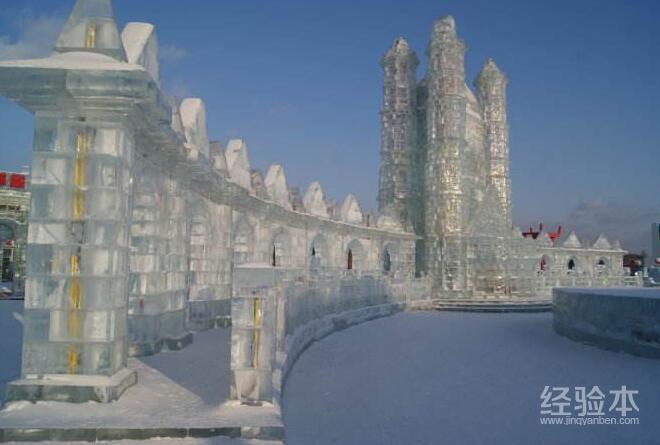 冬天去哈尔滨好玩吗