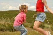 跳繩減肥的正確方法